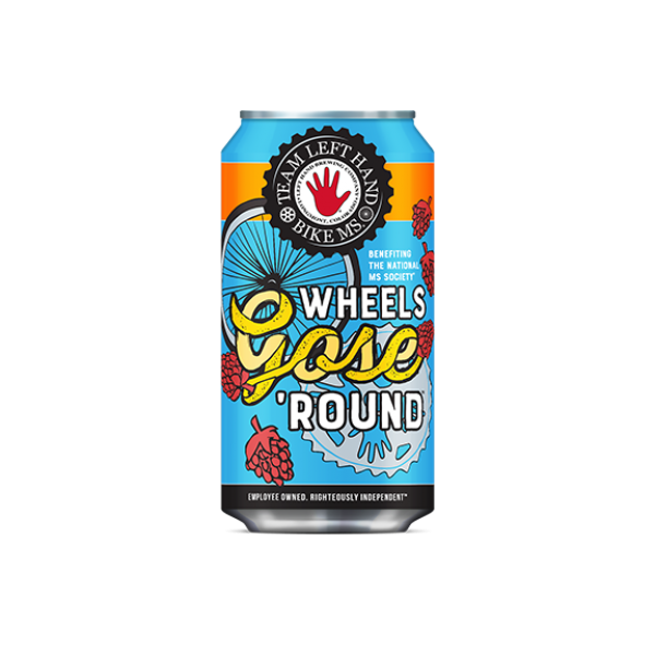 Left Hand Wheels Gose Round