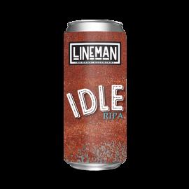 Lineman Idle Red IPA