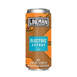 Lineman Electric Avenue #3