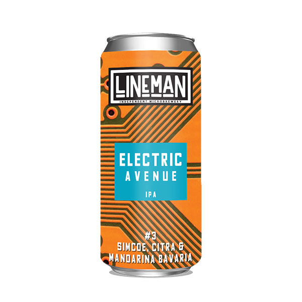 Lineman Electric Avenue #3