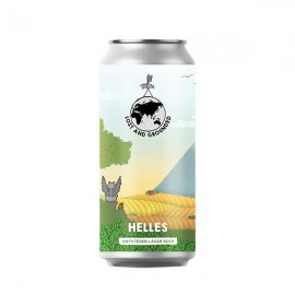 Lost & Grounded Helles Lager