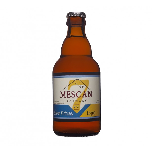 Mescan Seven Virtues Lager