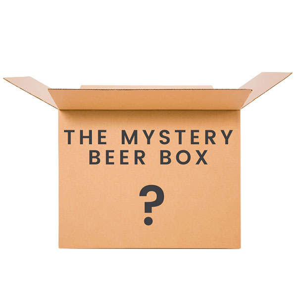 Mystery Beer Box