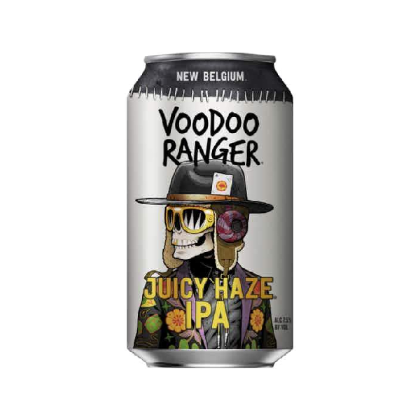 New Belgium Voodoo Ranger Juicy Haze