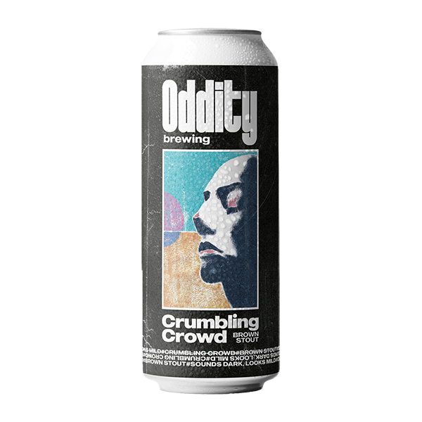 Oddity Brewing Crumbling Crowd