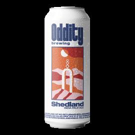Oddity Brewing Shedland