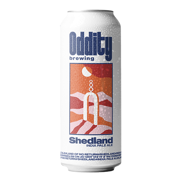 Oddity Brewing Shedland