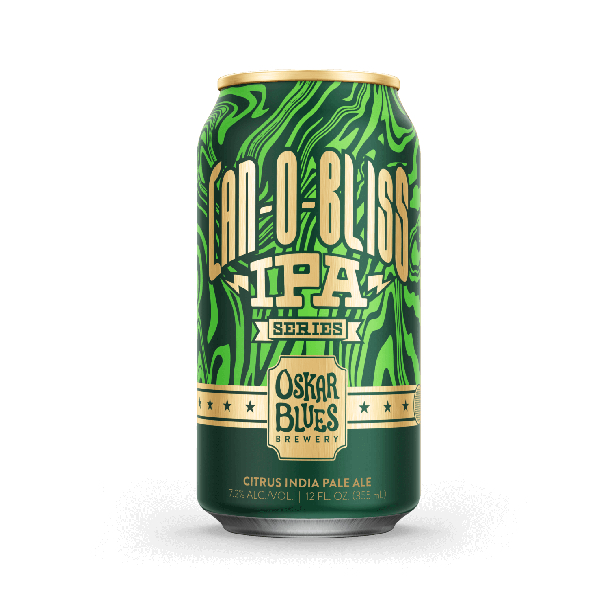 Oskar Blues Can O Bliss Citrus