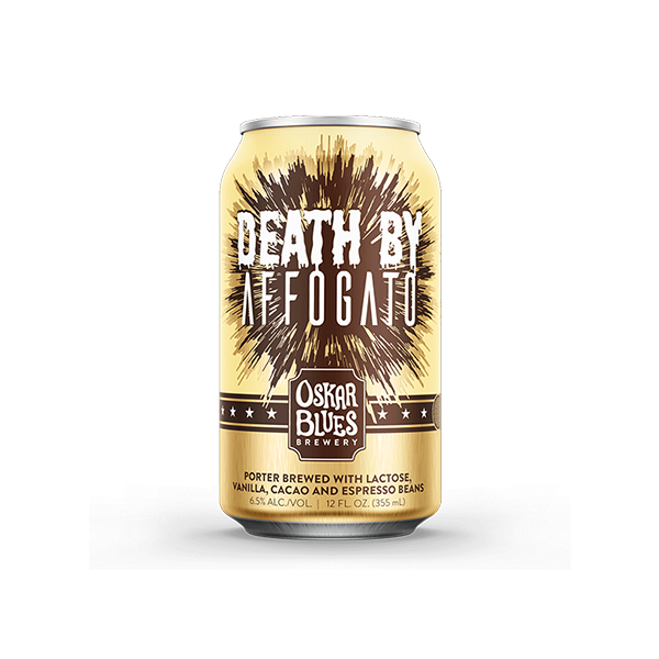 Oskar Blues Death By Affogato Cake
