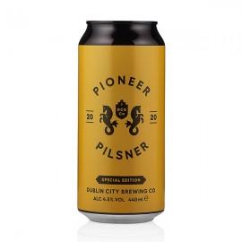 Dublin City Pioneer Pilsner