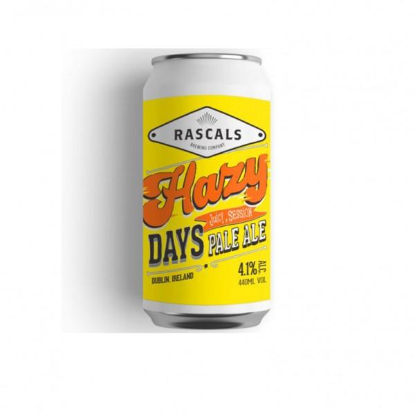 Rascals Hazy Days Session Pale Ale