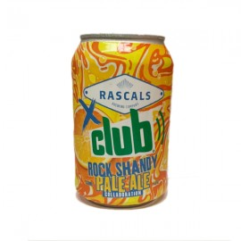 Rascals X Club Rock Shandy Pale Ale
