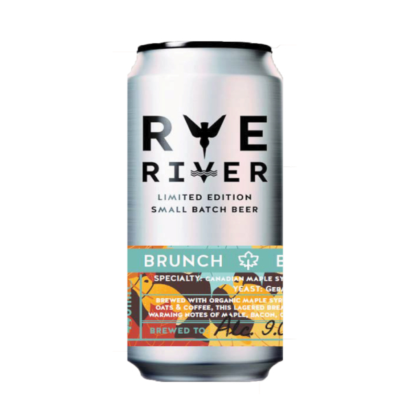 Rye River Brunch Baltic Breakfast Porter