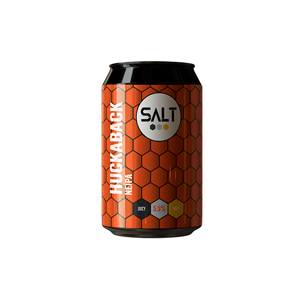 Salt Huckaback New England IPA