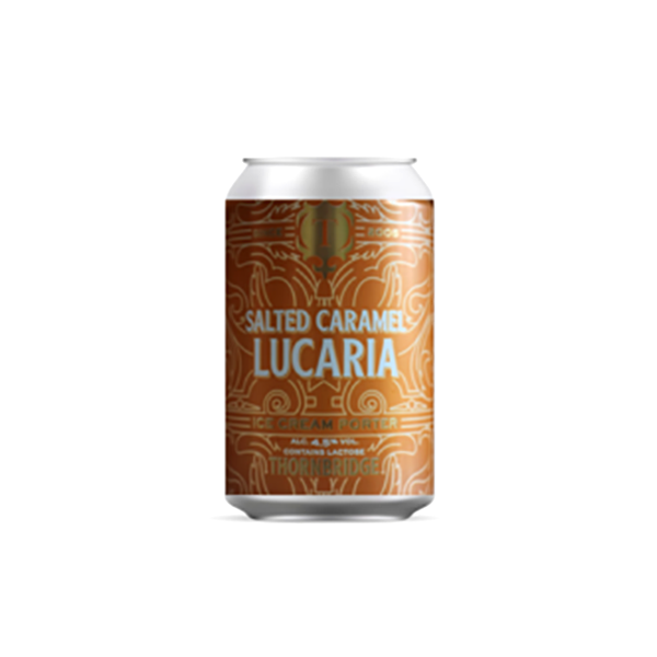 Thornbridge Salted Caramel Lucaria