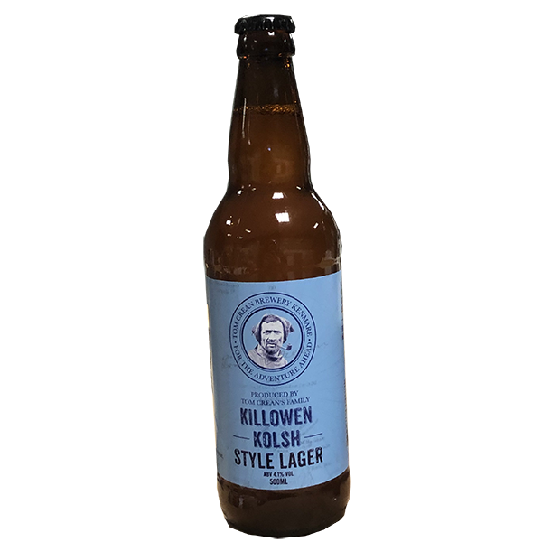Tom Crean Killowen Kolsch