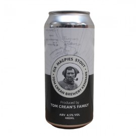 Tom Crean Six Magpies Stout (Can)