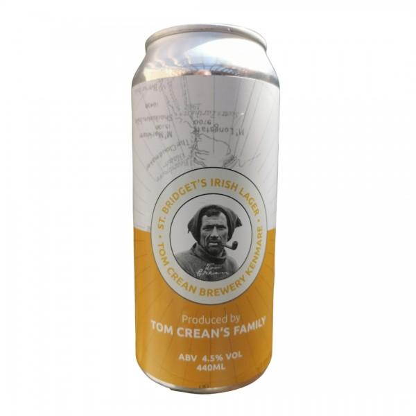 Tom Crean St Bridgets Lager (Can)