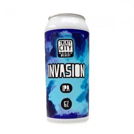 Treaty City Invasion