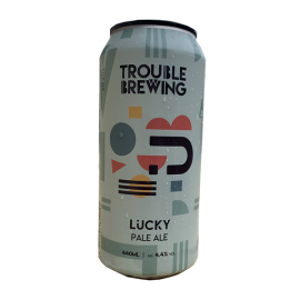 Trouble Brewing Lucky Pale Ale