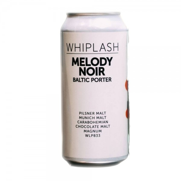 Whiplash Melody Noir Baltic Porter