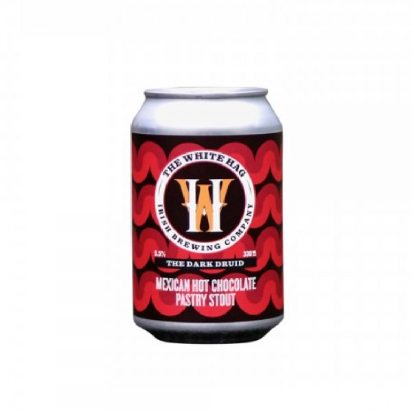 White Hag Mexican Hot Chocolate Pastry Stout