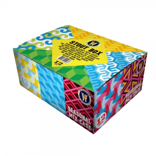 White Hag Stout Box