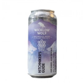 Wicklow Wolf/DOT Brew Hitchhiker's Guide