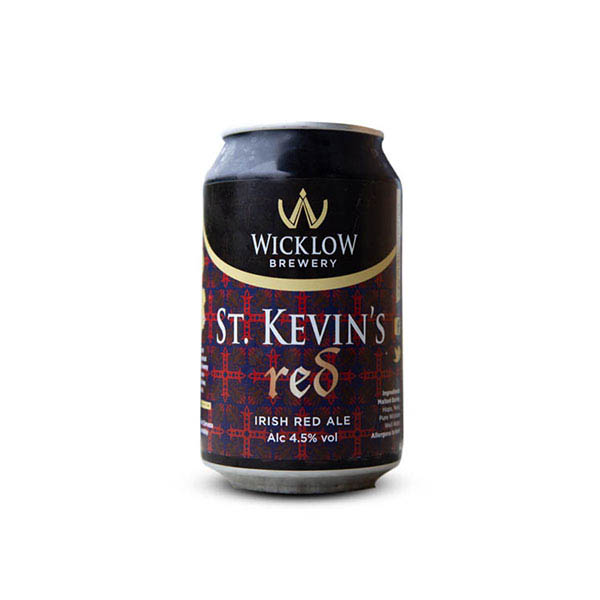 Wicklow Brewery St Kevins Irish Red Ale