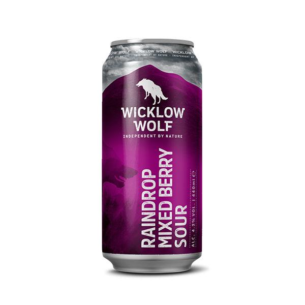 Wicklow Wolf Raindrop