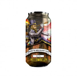YellowBelly Around the World in an 80's Haze