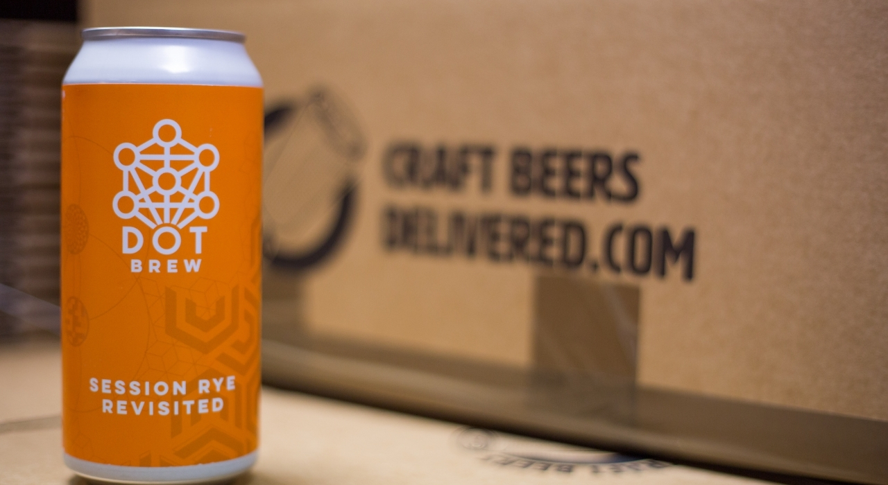 Brewery of the Month 6 — DOT Brew